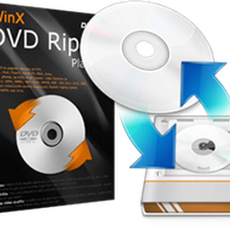 WinX DVD Ripper Platinum: Free for limited time