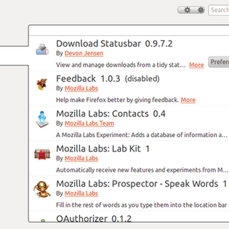 Mozilla Labs Lab Kit: Keep abreast of latest Firefox features