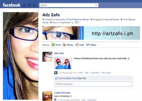 facebook page layout. facebook-layout3