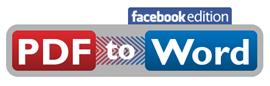 facebook-pdf2word