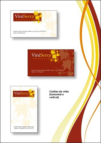 Cartões Viniserra