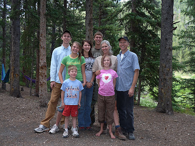 Family Camping In The Rockies!
