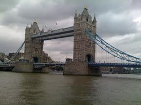 London到着してます
