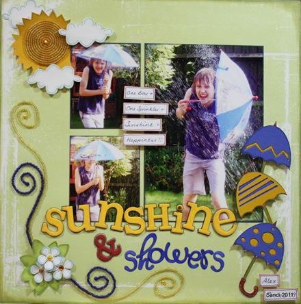 2 Sunshine & Showers