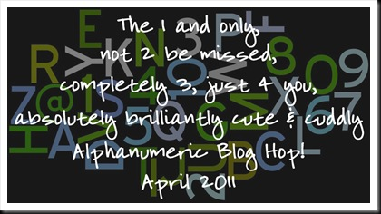 13alphanumeric hop badge