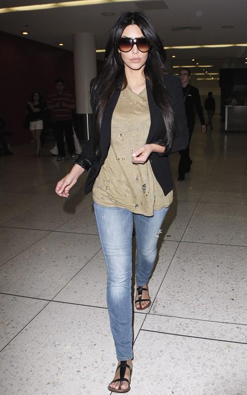 Kim Kardashian March 2010 November 2010 Page 129 The Fashion Spot