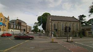 Pertersham Church