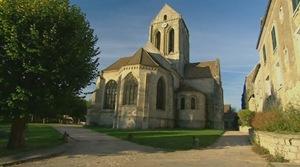 Auvers Church