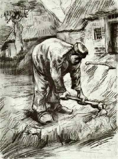 Peasant, Chopping