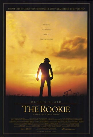 The Rookie - Poster