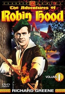 The Adventures of Robin Hood - DVD