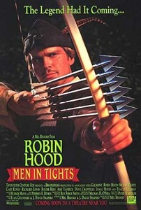 Robin Hood: Men in Tights - Poster