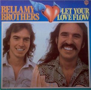 Let Your Love Flow album