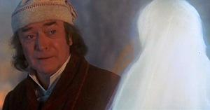 Sad Scrooge