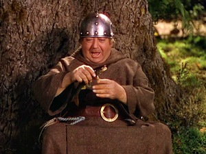Adventures of Robin Hood - Friar Tuck