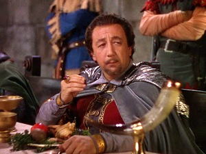 Adventures of Robin Hood - Sheriff of Nottingham