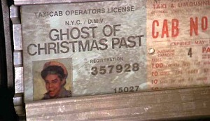 Ghost of Christmas Past - License