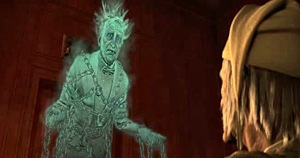 A Christmas Carol (2009) - Jacob Marley