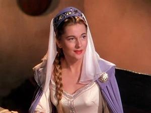 Jaon Fontaine as Lady Rowena