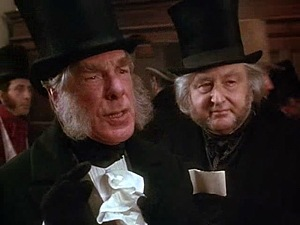 A Christmas Carol (1984) - Two Gentlemen