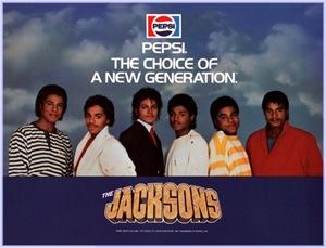 Pepsi - Jacksons