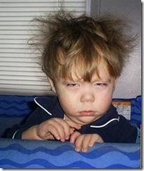 Figura 3: nos primeiros dias do horário de verão, acordar pode ser um verdadeiro desafio.