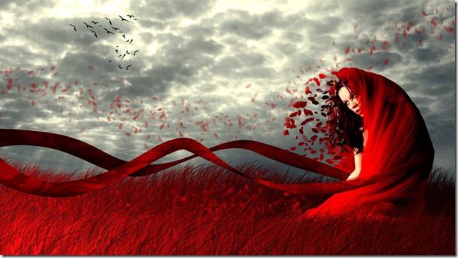 """Qual homem já não deu uma """"entortada"""" de pescoço ao ver uma dama trajando vermelho..."""