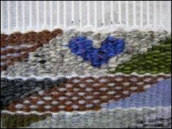 Tapestry Diary Valentine