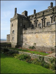 Stirling Palace with Garden
