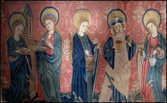 Five Women Saints web