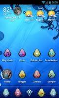 Screenshot of Seabed Apex/Nova Theme