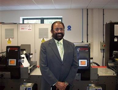 Amitabh Luthra, Printers Supply Co