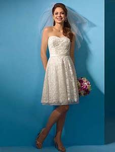 Beach Wedding Gowns Design