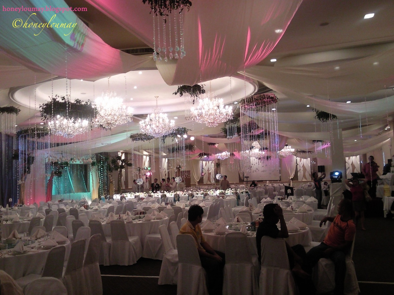 Wedding Reception New Century Seafood Restaurant Inside Of Me