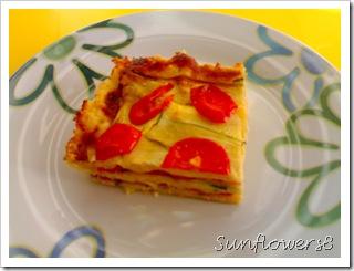 Lasagne di zucchine 1