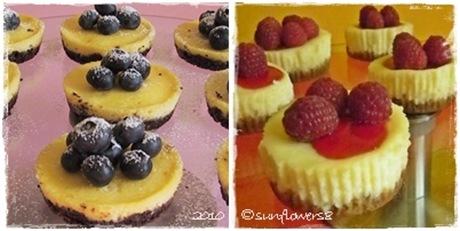 Doppio cheesecakes