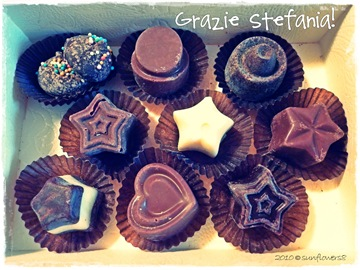 Cioccolatini di Stefania