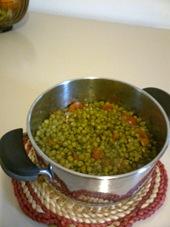 Piselli e pomodorini di VAlentina 8 foto