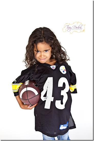 Troy Polamalu Look alike :)