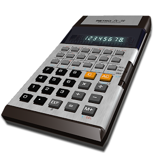 3D Calculator RetroFX