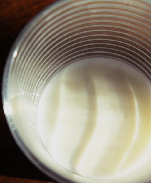 Color Week - Yellow Wednesday - milk