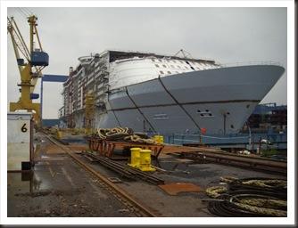 El blog de juili fog oasis of the seas el nuevo titanic - Construccion del titanic ...