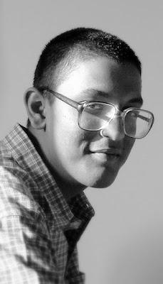 Sameh Khan portrait