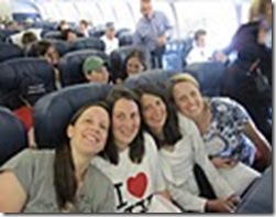 girls flight