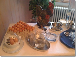 Day 7 Wilderswil Belmont Eggs
