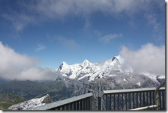day 8 the Schilthorn