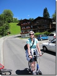 day 8 Grindelwald scooters Wendy
