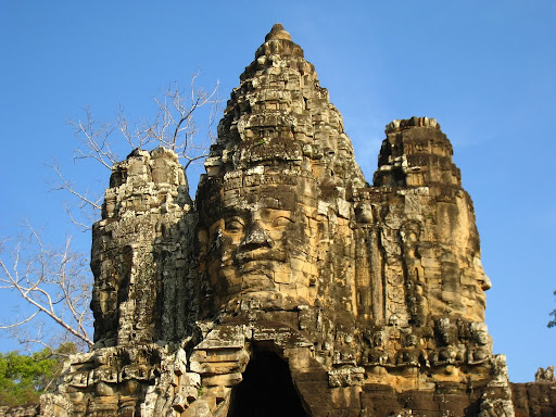 Eat Fly & Play: Cambodia 1.13 - Part 1: Angkor Wat Sunrise, Angkor ...