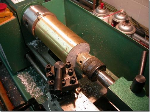 Boiler-Turning