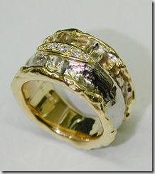Yellow-and-White-Gold-Ring